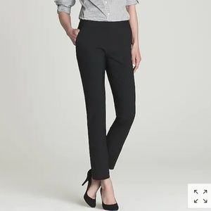 J. Crew Tall Paley Pant in B-Stretch Wool